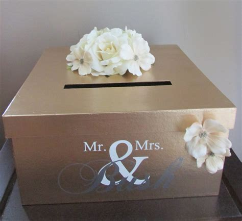 Wedding Box Card Holder by Unavailable Listing On Etsy