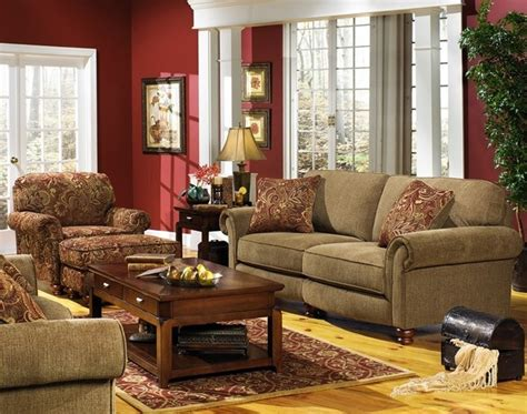 Traditional Sectional Sofas Living Room Furniture Jackson Furniture Bradley 2 Sofa Set In Havanna Chenille 4352 Traditional Living