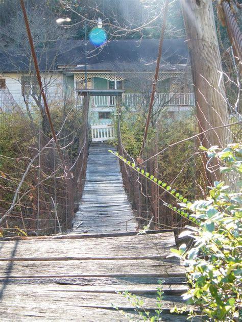 swinging bridge swinging bridge evarts ky appalachia pinterest