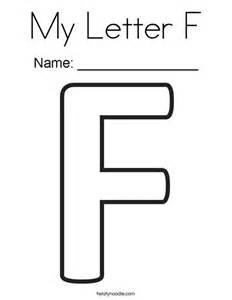 color with f my letter f coloring page twisty noodle