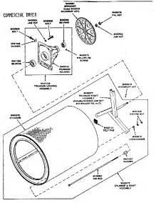 huebsch commercial dryer coin meter parts model 30wg