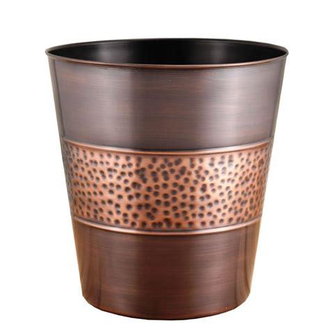 bronze bathroom trash can oil rubbed bronze bathroom trash cans bathroom design ideas