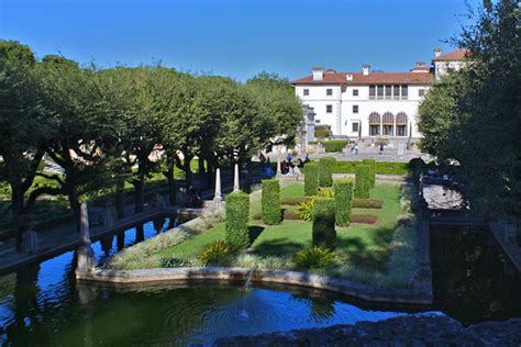 Vizcaya Museum Gardens by 4 Historic Spots To Visit In Miami
