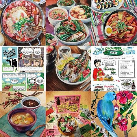 cook korean a comic book with recipes 17 best images about cook korean on penguin