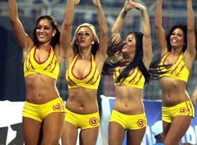 ipl cheerleader wardrobe mal wall photos ipl cheerleaders 2011 2011 ipl cheer girls