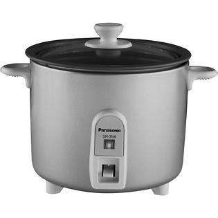 Mini Rice Cooker Krisbow panasonic sr 3nas 1 5 cup mini rice cooker with glass lid silver
