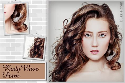 body wave fine hair 9 different types of perms go ahead and roll that hair