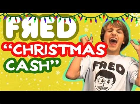 the fred song fred song christmas cash justin s site