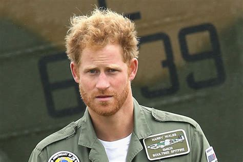 prince harry royal fans left swooning prince harry s new beard at