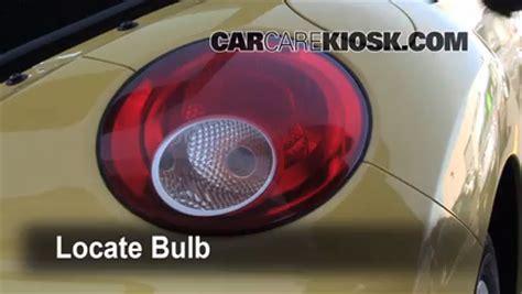 Stop L Kodok 1 brake light change 2006 2010 volkswagen beetle 2008