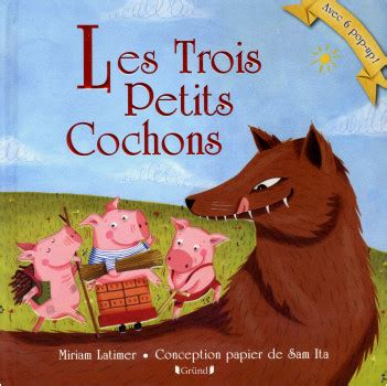 libro les trois petits cochons les trois petits cochons lisez
