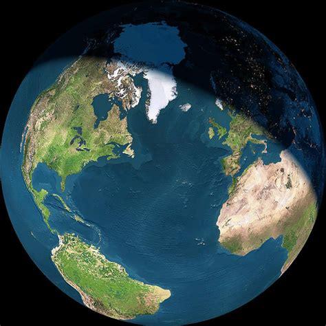 imagenes satelitales de la tierra meridianos planeta tierra