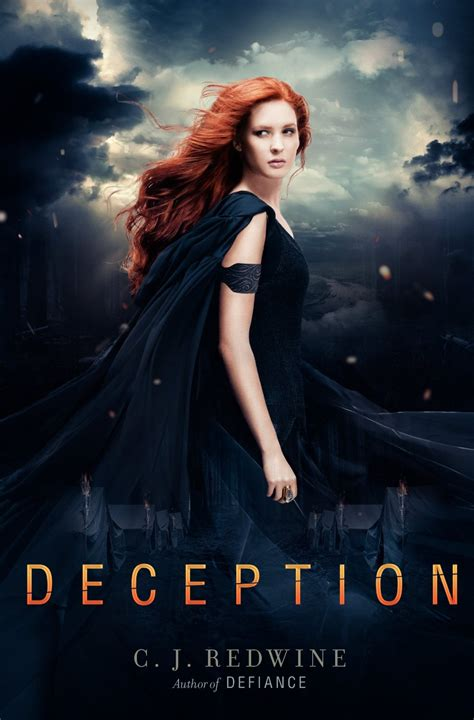 the deception books book review deception by c j redwine read breathe relax