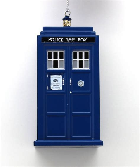 Doctor Who Ebay Blowout For Children In Need by Doctor Who Tardis Mold Ornament Ebay