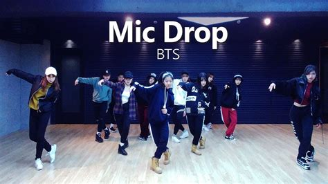 Bts Mic Drop Dance | bts mic drop pania cover dance directed by dsomeb
