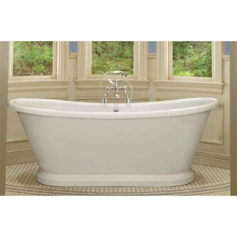 the open boat quick summary boat bath white acrylic buy online at bathroom city