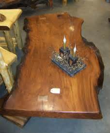Dining Room Furniture Michigan Rustic Log Table Rustic Log Cabin Furniture Cedar Log