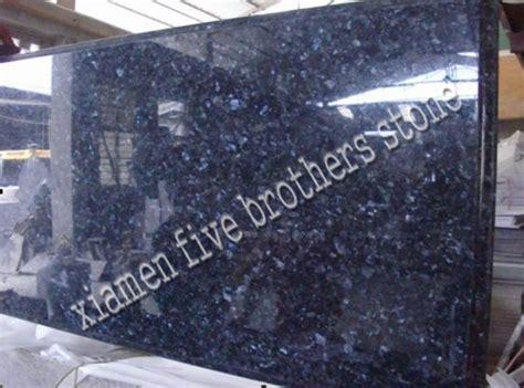 vanidad francais granito azul de la vanidad de la encimera de worktop de la