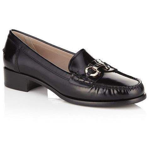 polyvore loafers salvatore ferragamo casper leather loafer 495 found on