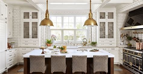house beautiful inspired kitchen grace mix and chic favorite room of the week