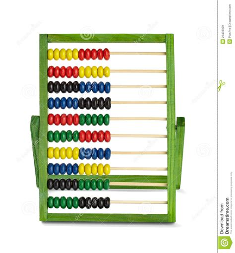 Abacus Counting Tool Royalty Free Stock Images Image