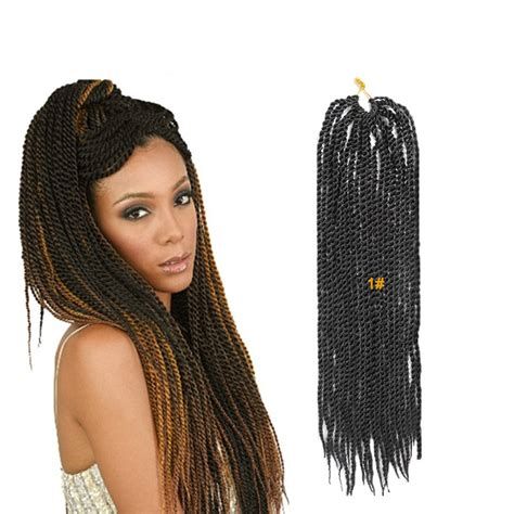 crochet senegalese braids 4 bundles afro senegalese twist crochet braid mambo curly