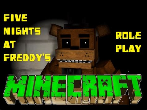 Pdf Five Nights At Minecraft Play minecraft five nights at freddys play