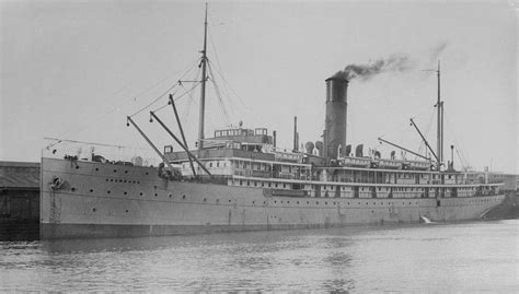 South Mysery Company ss koombana