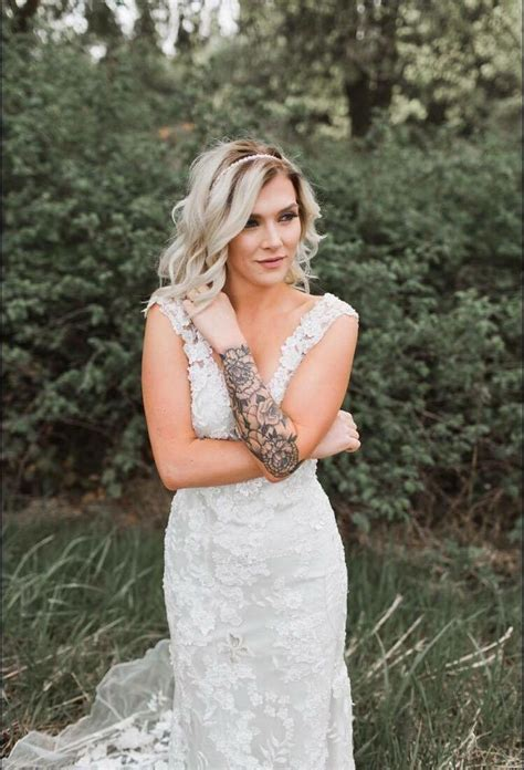 tattooed bride 17 best ideas about on