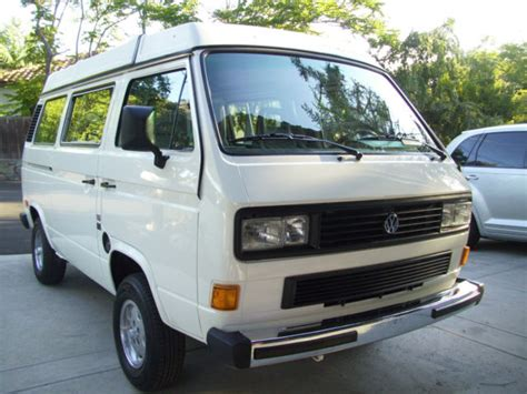 how to work on cars 1987 volkswagen type 2 engine control volkswagen bus vanagon van cer 1987 white for sale wv2zb0257hh028841 volkswagen vanagon
