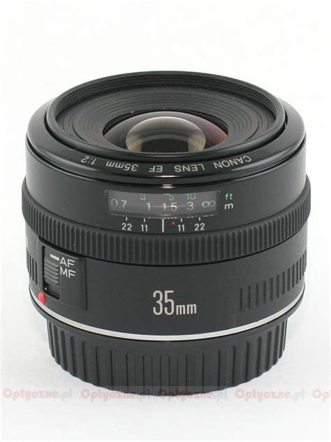 Ef 35 F 2 0 canon ef 35 mm f 2 0 optyczne pl
