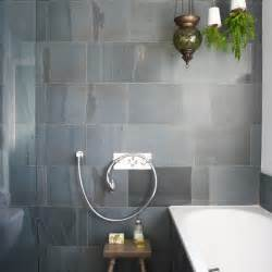 Slate Bathroom Ideas Bathroom With Slate Tiles Slate Tile Bathrooms And Slate