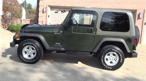2006 green jeep green jeep for sale autos post