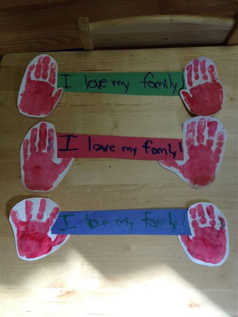 family crafts for family preschool thanksgiving projects