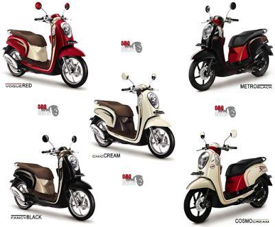 Sporty All New Scoopy Gry Honda Motor Otr Semarang harga dan spesifikasi new honda scoopy f1 terbaru autogaya
