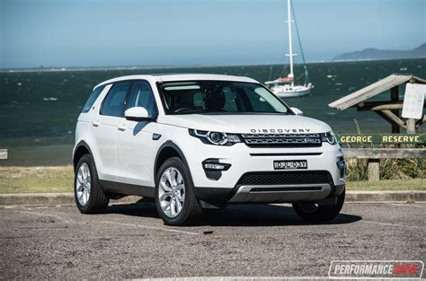 Rover Discovery Sport by 2017 Land Rover Discovery Sport Hse Td4 180 Review
