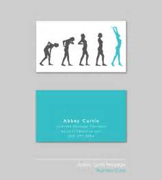 business cards for therapists therapist business card on behance