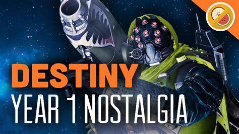 mr fruit gaming channel destiny year 1 nostalgia zone gaming