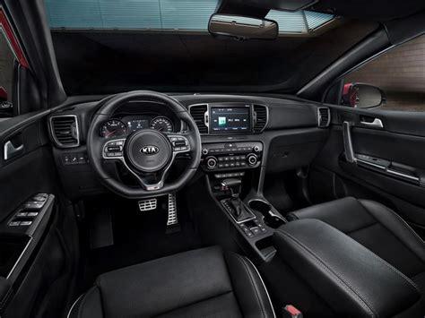 kia sportage 2017 interior auto de frankfurt 2015 kia sportage 2017 primeras