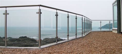 Handrail Posts Bespoke Glass Architectural Glass Amp Stainless Steel Suppliers