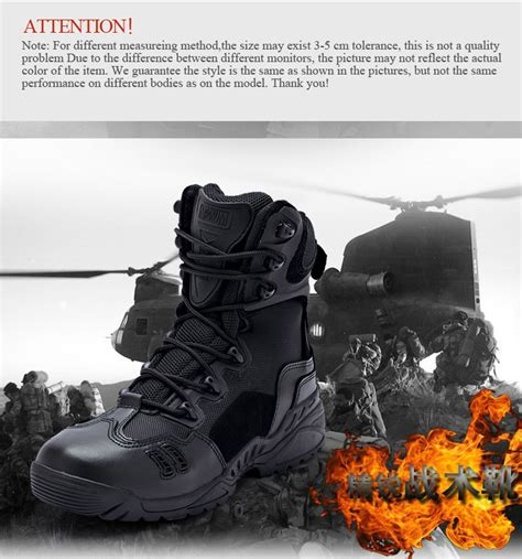 Sepatu Boots Magnum Model Army Desert tactical magnum combat outdoor sport army boots desert botas hiking autumn shoes