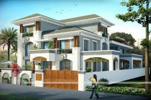 bungalow designs bunglow design 3d architectural rendering services 3d