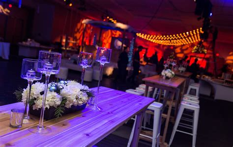 event design ltd bw ski lodge floral design edmonton winter event planner