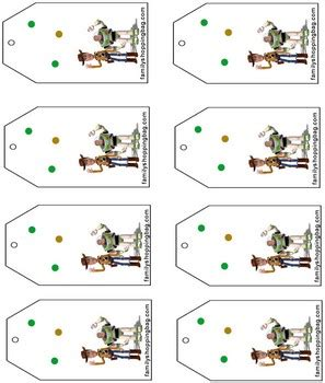 Printable Toy Story Christmas Gift Tags | toy story gift tags toy story gift tags free printable