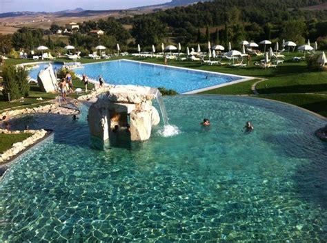Adler Terme Bagno Vignoni by Piscina Termale Foto Di Hotel Adler Thermae Spa Relax