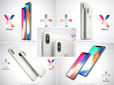new renderings imagine 6 7 inch iphone x plus