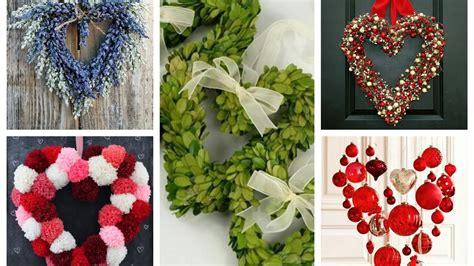 best wreath ideas valentines wreath ideas best s day decor