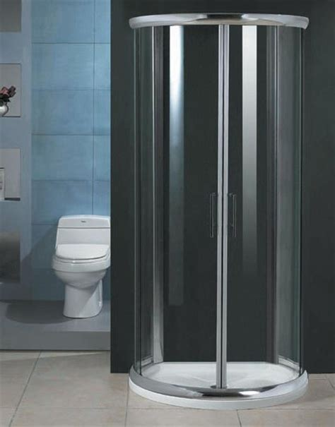 Large D Shaped Shower Enclosure by D Shaped Shower Enclosure With Slimline Shower Tray