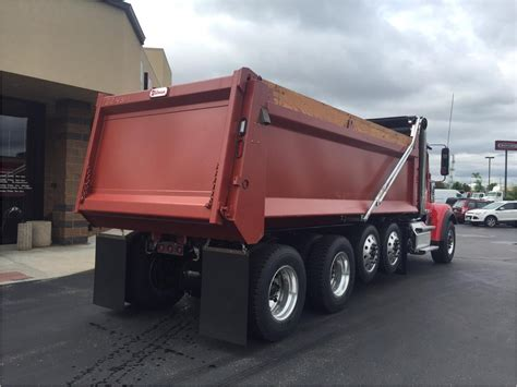 freightliner dump truck freightliner 122sd dump trucks for sale used trucks on