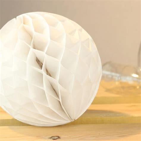 Tissue Paper Balls - honeycomb tissue paper balls my wedding store